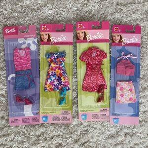 Barbie Fashion Outfits